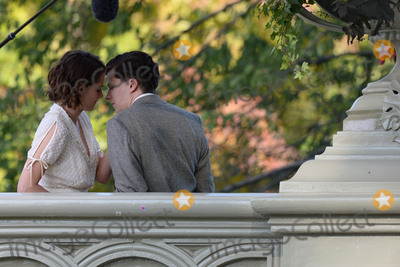 Jesse Eisenberg Photo - October 21 2015 New York CityKristen Stewart and Jesse Eisenberg seen on location of the untitled Woody Allen Summer Project filming in Central Park on October 21 2015 in New York CityCredit Kristin CallahanACETel (646) 769 0430