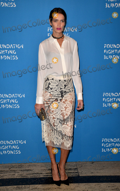 Amanda Wellsh Photo - April 12 2016 New York CityAmanda Wellsh arriving at the 2016 Foundation Fighting Blindness World Gala at Cipriani Downtown on April 12 2016 in New York City By Line Curtis MeansACE PicturesACE Pictures Inctel 646 769 0430
