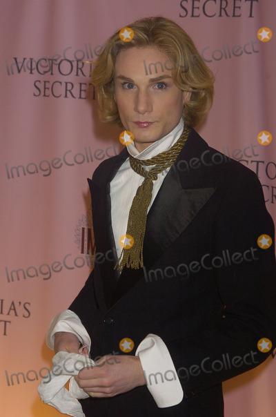 Austin Scarlett Photo - Austin Scarlett arriving at the 10th annual Victorias Secret Runway show at the Lexington Armoury in Manhattan