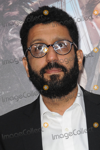 Adeel Akhtar Photo - October 4 2015 New York CityAdeel Akhtar attending the Pan New York Premiere arrivals at Ziegfeld Theater on October 4 2015 in New York CityCredit Kristin CallahanACE PicturesTel (646) 769 0430