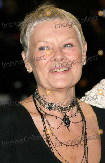 Judi Dench Photo - LONDON NOVEMBER 8 2004    Judi Dench at the Royal premiere of Ladies in Lavender at the Odeon Leicester Square