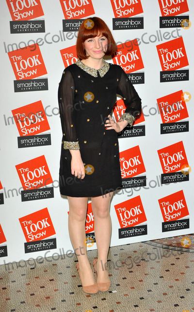 Alice Levine Photo - October 6 2012 LondonAlice Levine at The LOOK Show 2012 in association with Smashbox cosmetics held at the Royal Courts of Justice on October 6 2012 in London