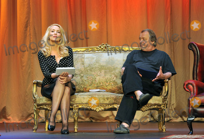 David Soul Photo - June 18 2012 DublinJerry Hall and David Soul at a photocall for Love Letters at the Gaiety Theatre on June 18 2012 in Dublin Eire