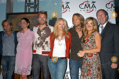 AARON BENWARD Photo - NEW YORK SEPTEMBER 7 2005    Keith Urban Lee Ann Womack Miranda Lambert Scott Reeves and Aaron Benward at the 2005 CMA Country Awards Press Conference held at Stone Rose Time Warner Center