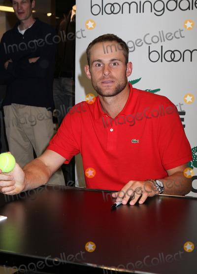 6400027b04ab2f ... Andy Roddick Photo - Tennis champion Andy Roddick promotes Lacoste at  Bloomingdales on November 30 2011