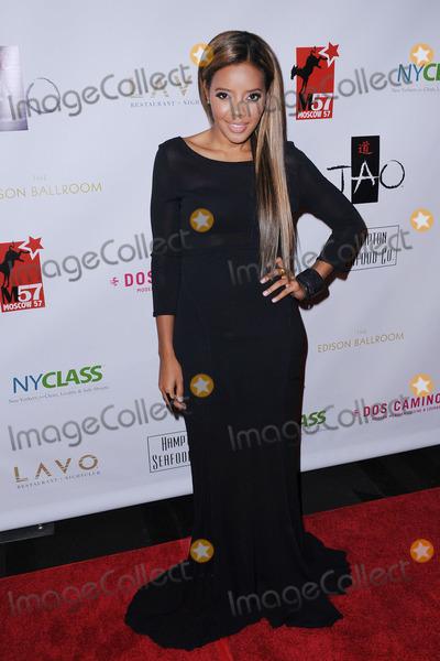 Angela Simmons Photo - October 23 2012 New York City Angela Simmons  attends A Night Of New York Class at The Edison Ballroom on October 23 2012 in New York City