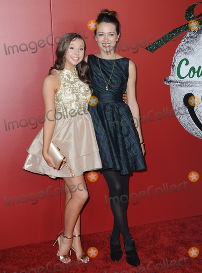 Sophia Lucia Photo - December 5 2016 LA(L-R) Sophia Lucia and Amy Acker arriving at a screening of Hallmark Channels A Nutcracker Christmas at The Grove on December 5 2016 in Los Angeles CaliforniaBy Line Peter WestACE PicturesACE Pictures IncTel 6467670430