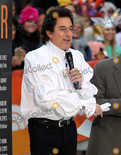 Matt Lauer Photo - October 31 2016 New York CityMatt Lauer as Jerry Seinfeld appearing on NBCs Today show Halloween event at the Rockefeller Plaza on October 31 2016 in New York CityBy Line Serena XuACE PicturesACE Pictures IncTel 6467670430