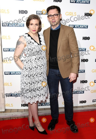 Lena Dunham Photo - Janaury 15 2014 LondonLena Dunham and Erdem Moralioglu at the UK premiere of Girls the third series held at the Cineworld Haymarket on Janaury 15 2014 in London