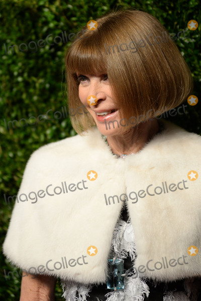 Anna Wintour Photo - October 15 2015 New York CityAnna Wintour attending the 2015 Gods Love WE Deliver Golden Heart Awards at Spring Studios on October 15 2015 in New York CityCredit Kristin CallahanACETel (646) 769 0430