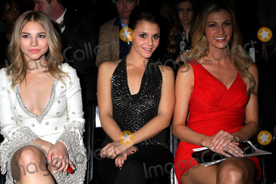 Allie Gonino Photo - February 14 2012 New York city(L-R) Allie Gonino Alexandra Chando Erin Andrews at the Pamella Roland Fall 2012 fashion show during Mercedes-Benz Fashion Week at The Studio at Lincoln Center on February 14 2012 in New York City