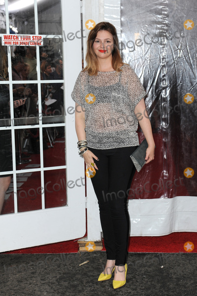 Amber Tamblyn Photo - July 13 2016  New York CityAmber Tamblyn attending the New York premiere of Cafe Society hosted by Amazon  Lionsgate with The Cinema Society at Paris Theatre on July 13 2016 in New York City Credit Kristin CallahanACE PicturesTel 646 769 0430