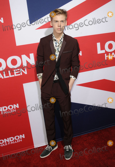 Aiden Alexander Photo - March 1 2016 LAAiden Alexander arriving at the premiere of London Has Fallen at the ArcLight Cinemas Cinerama Dome on March 1 2016 in Hollywood CaliforniaBy Line Peter WestACE PicturesACE Pictures Inctel 646 769 0430