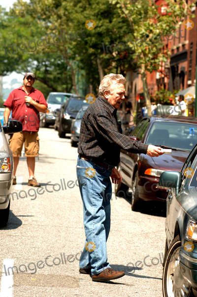Albert Finney Photo - Albert Finney on the set of Before the Devil Knows Youre Dead