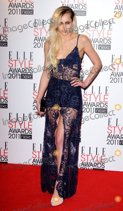 Alice Dellal Photo - Alice Dellal arriving at the 2011 ELLE Style Awards at the Grand Connaught Rooms on February 14 2011 in London