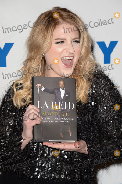 L A Reid Photo - February 2 2016 New York CityMeghan Trainor attends the L A Reid in conversation with Gayle King and special guest Meghan Trainor event at 92Y on February 2 2016 in New York CityCredit Kristin CallahanACE PicturesTel (646) 769 0430