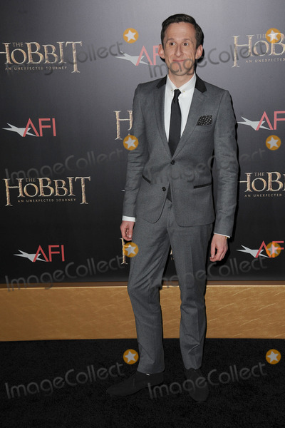 Adam Brown Photo - December 6 2012 New York City Adam Brown arrives at the US premiere of The Hobbit An Unexpected Journey at the Ziegfeld Theatre on December 6 2012 in New York City