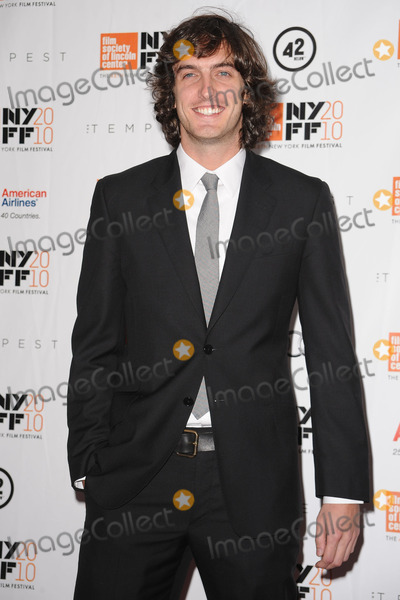 ANDREW JENKS Photo - Andrew Jenks attends the 48th New York Film Festival Centerpiece Selection North American Premiere of THE TEMPEST at Alice Tully Hall Lincoln Center on October 2 2010 in New York City