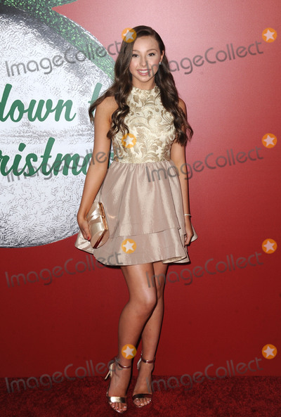 Sophia Lucia Photo - December 5 2016 LASophia Lucia arriving at a screening of Hallmark Channels A Nutcracker Christmas at The Grove on December 5 2016 in Los Angeles CaliforniaBy Line Peter WestACE PicturesACE Pictures IncTel 6467670430
