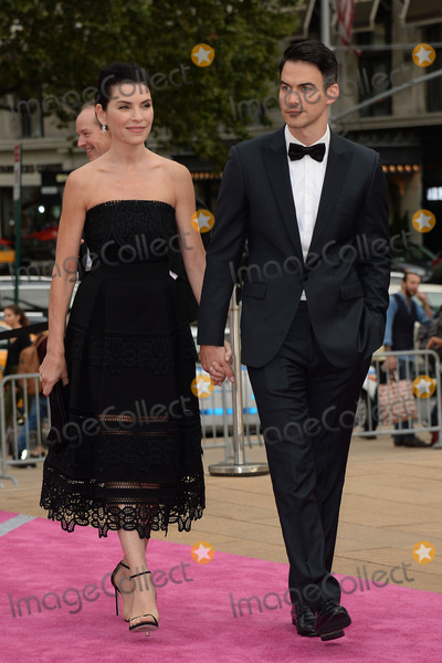 JULIANNA MARGUILES Photo - September 20 2016  New York CityJulianna Marguiles and Keith Lieberthal attending the New York City Ballet 2016 Fall Gala at the David H Koch Theater at Lincoln Center on September 20 2016 in New York CityCredit Kristin CallahanACE PicturesTel 646 769 0430