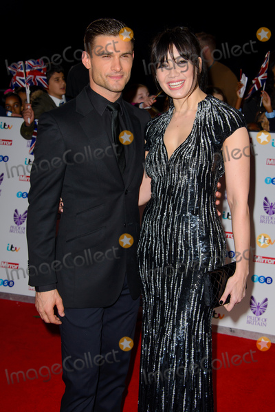 Aljaz Skorjanec Photo - October 31 2016 LondonDaisy Lowe and Aljaz Skorjanec arriving at the Pride of Britain Awards 2016 at the Grosvenor Hotel on October 31 2016 in LondonBy Line FamousACE PicturesACE Pictures IncTel 6467670430