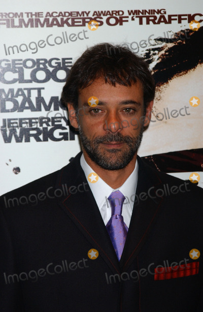 Alexander Siddig Photo - Red Carpet Arrivals for the Warner Bros Pictures US premiere of Syriana at the Loews Lincoln Square theatre