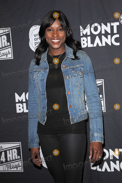 BB KING Photo - Rutina Wesley attends the 10th Anniversary Montblanc 24 Hour Plays On Broadway after party at BB King Blues Club  Grill on November 14 2011 in New York City