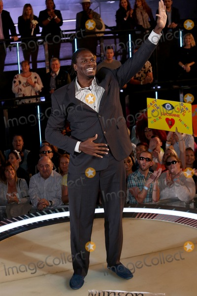 Audley Harrison Photo - Audley Harrison at The Celebrity Big Brother finalBorehamwood 12092014 Picture by James Smith  Featureflash