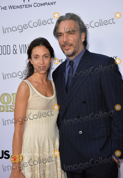 Andrea Di Stefano Photo - Writerdirector Andrea Di Stefano  date at the Los Angeles premiere of his movie Escobar Paradise Lost at the Arclight Theatre Hollywood June 22 2015  Los Angeles CAPicture Paul Smith  Featureflash
