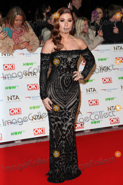 Ashleigh Defty Photo - Nikki Sanderson attending the National Television Awards 2016 The O2 London on 20012016 Picture by Kat Manders  Featureflash