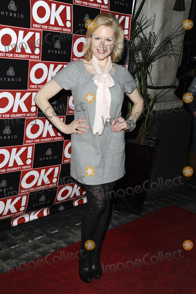 Abi Titmuss Photo - Abi Titmuss arrives for the Hybrid London Fashion Week Party at Jewel London 22022012 Picture by Steve Vas  Featureflash