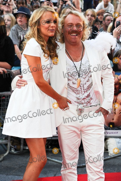 Rosie Parker Photo - Rosie Parker and Leigh Francis  arriving for the premiere of Keith Lemon The Film at the Vue Cinema Leicester Square London 21082012 Picture by Steve Vas  Featureflash
