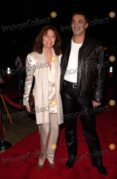 Emin Boztepe Photo - Actress JACQUELINE BISSET  boyfriend EMIN BOZTEPE at the Los Angeles premiere in Hollywood of Requiem For A Dream16OCT2000   Paul Smith  Featureflash