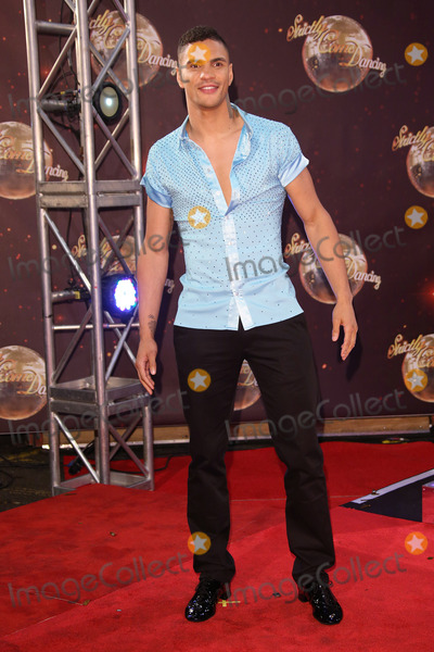Anthony Ogogo Photo - Anthony Ogogo at the Strictly Come Dancing 2015 TV series launch at Elstree StudiosBorehamwood Herts September 1 2015  Borehamwood UKPicture James Smith  Featureflash