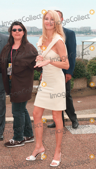 Heather Locklear Photo - 22MAY99 Actress HEATHER LOCKLEAR at the Cannes Film Festival where shes promoting LOreal Paul Smith  Featureflash