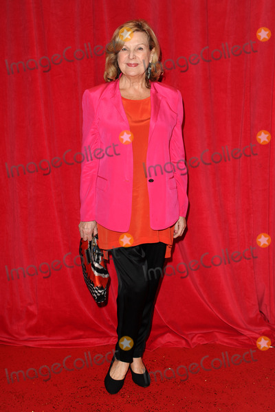 Ann Mitchell Photo - Ann Mitchell arriving for the 2014 British Soap Awards at the Hackney Empire London 24052014 Picture by Steve Vas  Featureflash