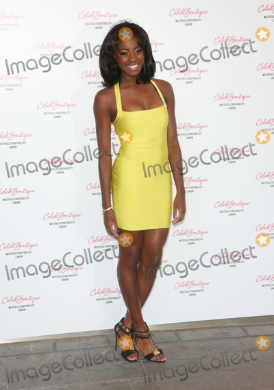 Aj Odudu Photo - AJ Odudu at Celebboutique store launch party held at Westfield Stratford London 25072013 Picture by Henry Harris  Featureflash