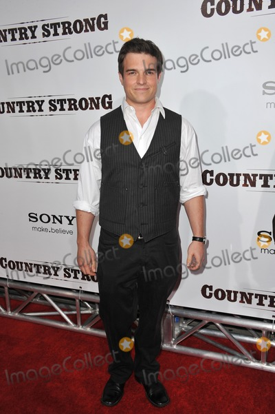 Joshua LeBar Photo - Joshua LeBar at the Los Angeles premiere of Country Strong at the Academy of Motion Picture Arts  Sciences Theatre Beverly HillsDecember 14 2010  Los Angeles CAPicture Paul Smith  Featureflash