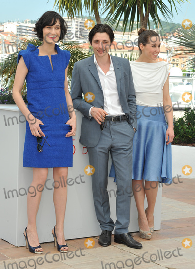 Arta Dobroshi Photo - Clotilde Hesme (left) Raphael Personnaz  Arta Dobroshi at the photocall for their new movie Three Worlds in competition at the 65th Festival de CannesMay 25 2012  Cannes FrancePicture Paul Smith  Featureflash