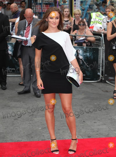 April Pearson Photo - April Pearson arriving for The Wolverine premiere Empire Leicester Square London 16072013 Picture by Alexandra Glen  Featureflash