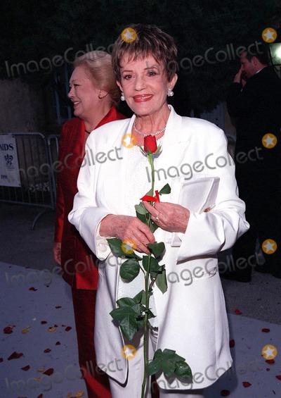 Jeanne Moreau Photo - 21MAY98  Actress JEANNE MOREAU at AmFARs Cinema Against AIDS gala at Moulin de Mougins France