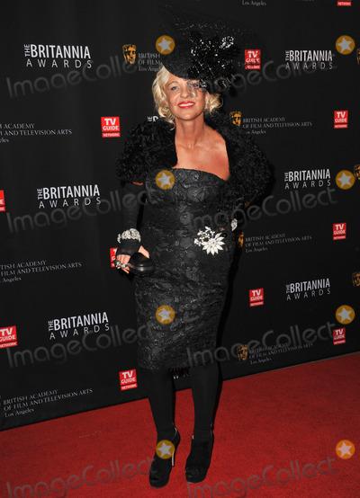 Amanda Eliasch Photo - Amanda Eliasch at the 2011 BAFTALA Britannia Awards at the Beverly Hilton HotelNovember 30 2011  Beverly Hills CAPicture Paul Smith  Featureflash