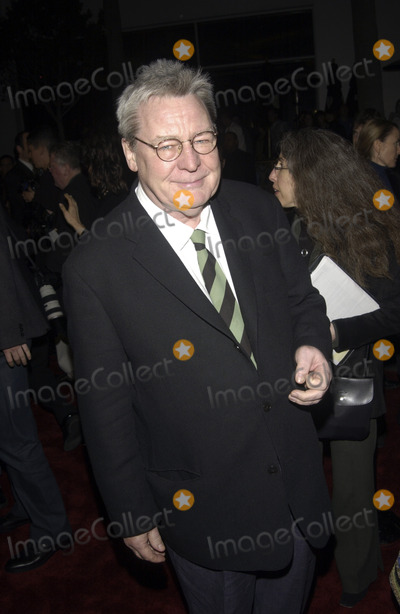 Alan Parker Photo - Director ALAN PARKER at the Los Angeles premiere of his new movie The Life of David Gale18FEB2003 Paul Smith  Featureflash