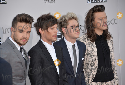 Liam Payne Photo - One Direction - Harry Styles Liam Payne Louis Tomlinson  Niall Horan - at the 2015 American Music Awards at the Microsoft Theatre LA LiveNovember 22 2015  Los Angeles CAPicture Paul Smith  Featureflash
