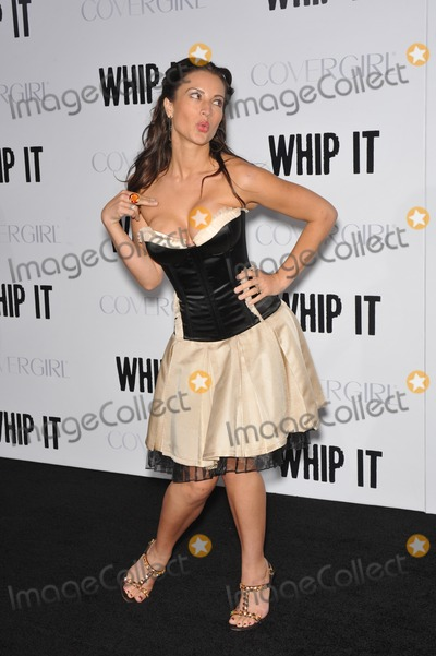 America Olivo Photo - America Olivo at the Los Angeles premiere of her new movie Whip It at Graumans Chinese Theatre Hollywood September 29 2009  Los Angeles CAPicture Paul Smith  Featureflash