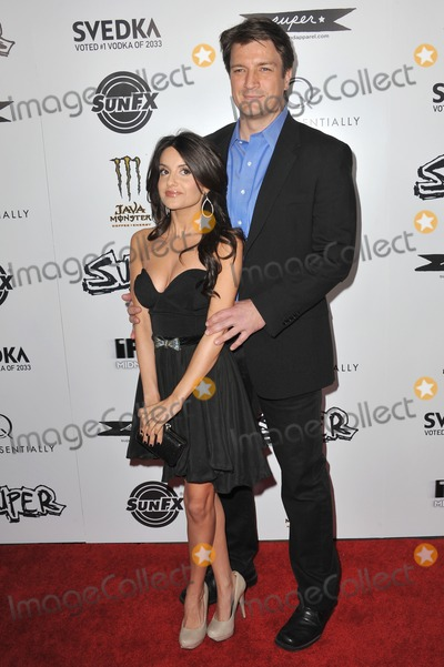 nathan-fillion-girlfriend-wife-just-gorgeous-nude-girls-pics