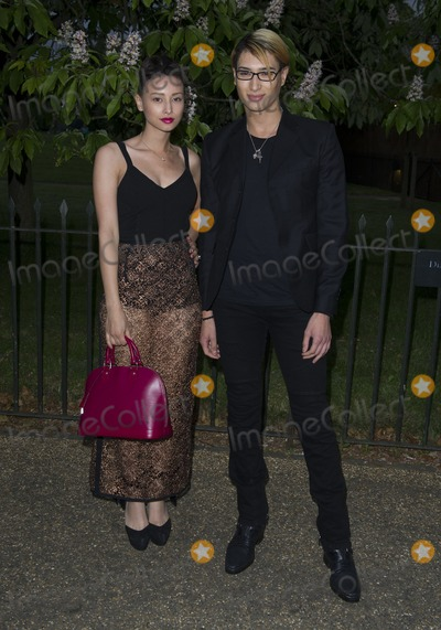 Nat Weller Photo - Leah and Nat Weller arriving for the Serpentine Gallery Summer Party 2012 Hyde Park London 26062012 Picture by Simon Burchell  Featureflash