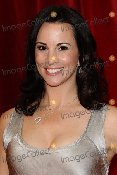 Andrea Mclean Photo - Andrea McLean arriving for the British Soap Awards 2012 at London TV Centre South Bank London28042012 Picture by Steve Vas  Featureflash