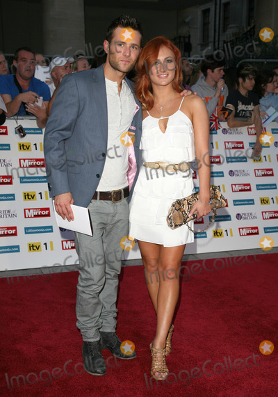 Aliona Vilani Photo - Harry Judd and Aliona Vilani arriving for the 2011 Pride Of Britain Awards at the Grosvenor House Hotel London 04102011 Picture by Alexandra Glen  Featureflash