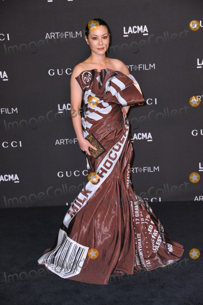 China Chow Photo - China Chow at the 2014 LACMA ArtFilm Gala at the Los Angeles County Museum of ArtNovember 1 2014  Los Angeles CAPicture Paul Smith  Featureflash